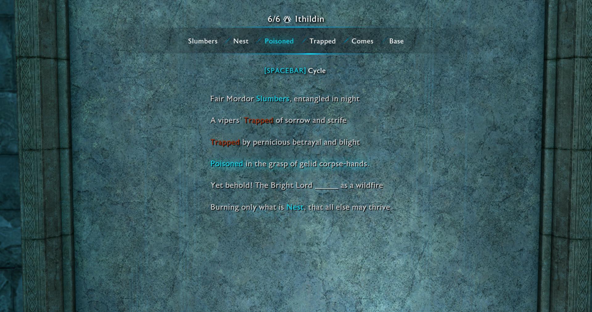 Shadow Of War Ethan Hall Game Developer
